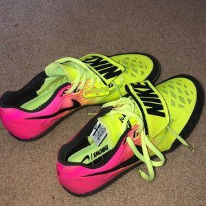 Nike throwers shoe